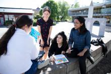 Stor satsning - nu ska fler elever på Hjällboskolan nå gymnasiebehörighet