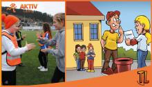 """Over 300 opplegg for """"Aktiv læring"""" tilgjengelig for trivselsskoler!"""