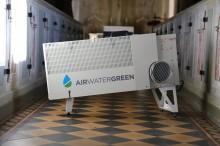 USA beviljar Airwatergreen patent för ny fukthanteringsteknik