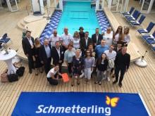 Austausch unter Gleichgesinnten –  Voller Erfolg des zweiten Schmetterling Kreuzfahrtspezialisten Treffens!