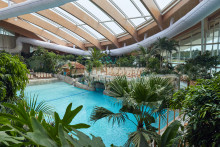 Center Parcs' Subtropical Swimming Paradise to reopen from Monday 27 July