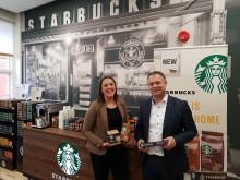 Nu kommer Starbucks hem till svenskarna