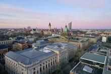 Leipzig von oben – Der neue Luftbildkalender 2021