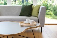 Swedese lanserar produktfamiljen Comma, designad av Mia Lagerman