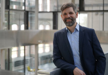 Neu im Studiengang Radverkehr in intermodalen Verkehrsnetzen an der TH Wildau: Dr.-Ing. Christian Rudolph
