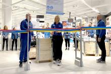 Ny Clas Ohlson butikk åpnet i Trondheim