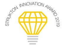 Nu kan du nominera till Strukton Innovation Award 2019!