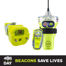 Leading Manufacturers of 406 MHz Beacons Raise Awareness and Benefits of EPIRBs, Personal Locator Beacons and ELTs on 406Day