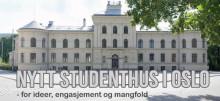 Invitasjon til ideathon -  Nytt studenthus i Oslo - for ideer, engasjement og mangfold