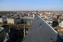 Thomaskirche mit Turmführung: Ein fantastischer Rundumblick über Leipzig