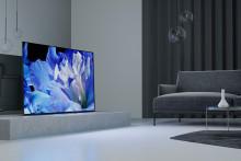 Los televisores Sony BRAVIA OLED de la serie AF8 estarán disponibles en España a finales de abril