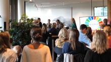 """Clarion Hotel Sign fortsätter succén """"A Sustainable Start"""" – en serie actionfokuserade frukostmöten om Agenda 2030"""