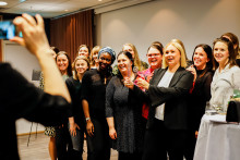Elmia söker vikarierande VD i samarbete med Årets unga ledande kvinna