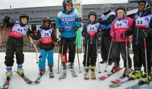 Nära 9 000 fler barn får möjlighet till fysisk aktivitet genom Alla på snö