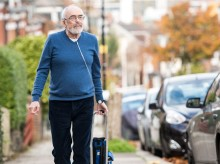 Research to tackle mobility loss in lung disease sufferers