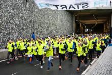 NRJ är officiell musikpartner till Stockholm Tunnel Run Citybanan 2017