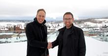 Nordek väljer lokalt och hållbart från Övik Energi