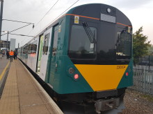 First Class 230 begins passenger services between Bletchley and Bedford