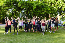 London's parks - The new home of exercise