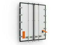 DoorLock von Hestal: Mehr Sicherheit für die Ladung