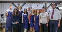 """Louisenlunder Schüler-Initiative """"Ein Kaffee, der Schule macht"""" - ein Projekt für Bildung und fairen Handel in Ruanda"""