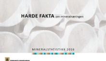 Ny mineralstatistikk viser omsetningsfall