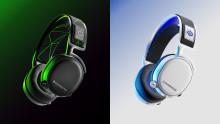 Nowa wersja SteelSeries Arctis 7 – słuchawek stworzonych do nowej generacji konsol PlayStation i Xbox