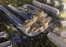 Arkitema and Folkhem create new neighborhood in wood