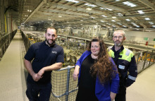 Ashington partners local Northumberland College to develop bespoke apprenticeship programme