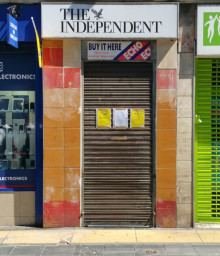 Closure orders granted on two Liverpool city centre newsagents