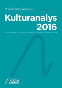 Ny rapport om allas möjlighet att delta i kulturlivet
