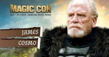 """MagicCon 2018: """"Game of Thrones"""" kommt mit James Cosmo vom 23. bis 25.03.2018 nach Bonn"""