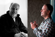 Chefdirigenten Sakari Oramo tilldelas Eliasson-utmärkelse