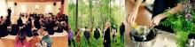 Äta ogräs? - Hållbarhetshelgen på Ängsbacka guidade  och inspirerade till en mer hållbar och medveten livsstil