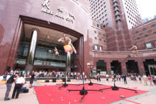 'Be A Changi Millionaire' goes to Orchard Road!