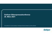 Präsentation BPK Gothaer Konzern 26. März 2021