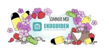 Sommar med Ekoguiden 2020 - din guide till sveriges gröna smultronställen!