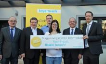 Auftakt für den Bürgerenergiepreis Unterfranken 2019