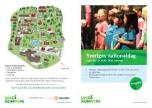 Program Umeås  nationaldagsfirande 6 juni 2017