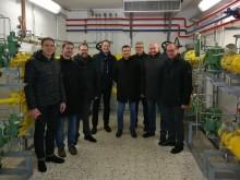 Innovative Gasstation für HEINZ-GLAS – Bayernwerk Netz erneuert Anlage am Gelände des Traditionsunternehmens