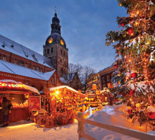 Head East for the best value Christmas Markets breaks