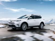 Toyota ble salgsvinneren i Salten