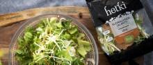 Hetki salaattipussi valikoima kasvaa!