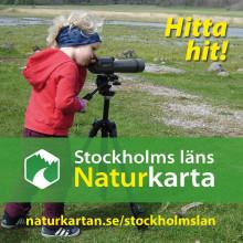 Hitta ut i länets naturreservat med ny app  - lansering på lördag med familjedag och mängder av gratis naturupplevelser vid Angarnssjöängens