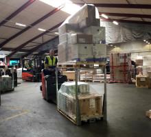 PostNord effektiviserer og bliver grønnere med SpaceInvader - sparer hver 10. lastbil