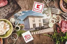 Grillen, genießen und Massivhaus gewinnen - Jetzt am Gewinnspiel von Kaufland in Kooperation mit Town & Country Haus teilnehmen!