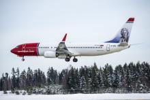 Norwegians resultater for fjerde kvartal påvirkes kraftig av COVID-19 og reiserestriksjoner
