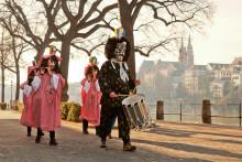 Basler Fasnacht ist jetzt immaterielles Kulturerbe der UNESCO