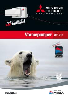 Brosjyre Luft til luft varmepumper 2012