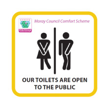 Toilet scheme to bring comfort to Moray's residents and visitors